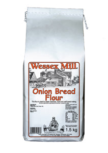 Onion Bread Flour  (1.5kg) - Wessex Mill