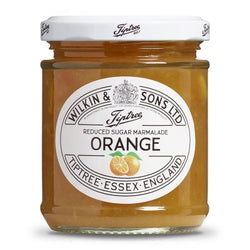 Orange - Reduced Sugar Jam 200g - Tiptree