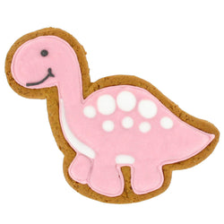 Pink Gingerbread Dinosaurs - Original Biscuit Bakers