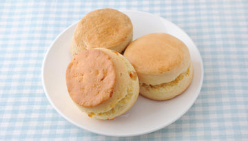 Plain Scones (4) - Glenngarry Bakery
