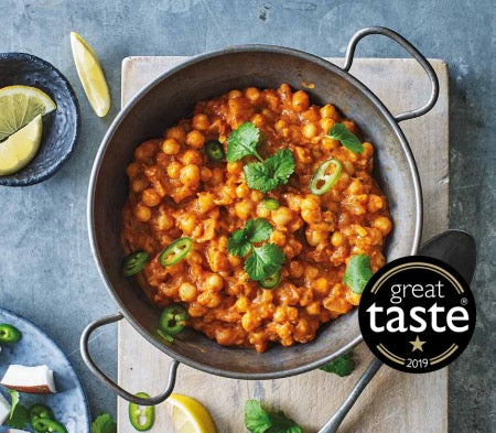 Chana Masala (Serves 2) - Cook