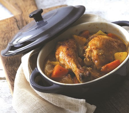Hearty Chicken Casserole (Serves 1) - Cook