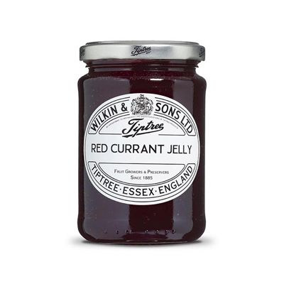Red Current Jelly 340g -Tiptree