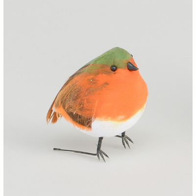 Robin Decoration- 8cm