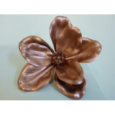 Metallic Magnolia w/Clip Copper