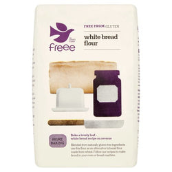 Gluten Free White Bread Flour - Doves Farm (1kg)