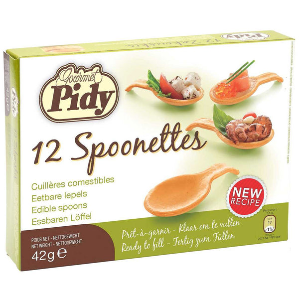 12 Spoonettes (42g) - PIDY
