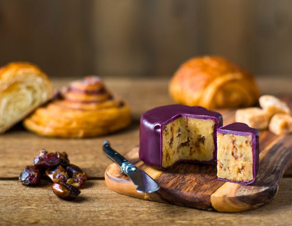 Sticky Toffee Heaven Cheddar - The Cheshire Cheese Co