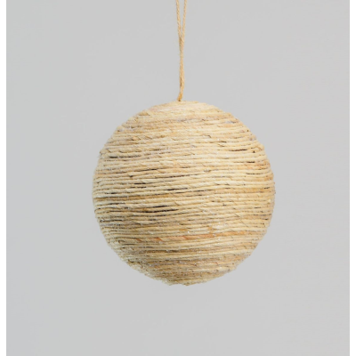 String Ball Decoration- 120mm