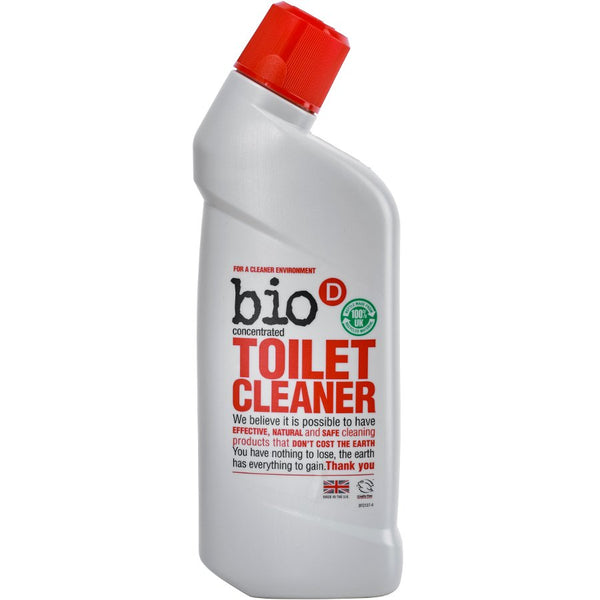 Toilet Cleaner (750ml) - Bio D