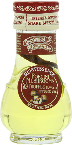 Porcini & Truffle Infused Oil (80ml) - DROGHERIA & ALIMENTARI