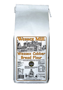 Wessex Cobber Bread Flour  (1.5kg) - Wessex Mill
