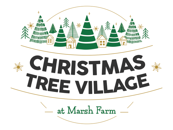 Christmas Tree Village Logo