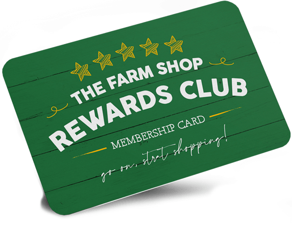 Farm Shop Reward Card