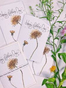 Happy Father's Day (Dandelions)