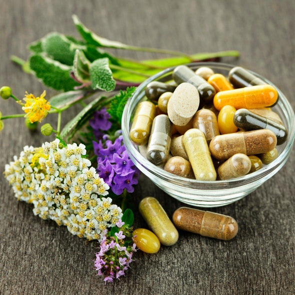 Vitamins, Probiotics and Prebiotics