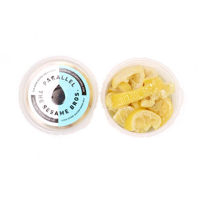 LEMON PRESERVED                  180 GR