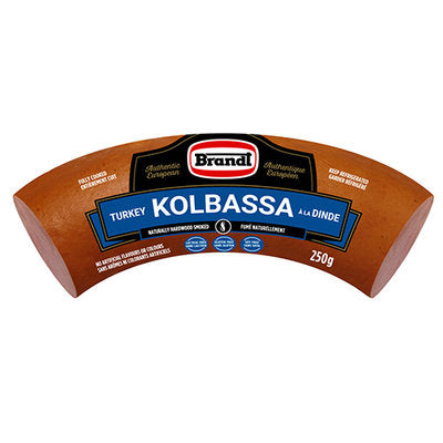 KOLBASSA TURKEY                  250 GR