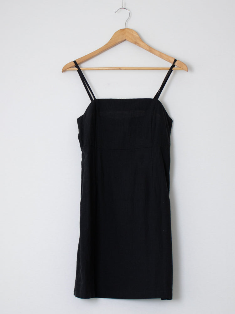 Lioness Black Mini Dress - Size S