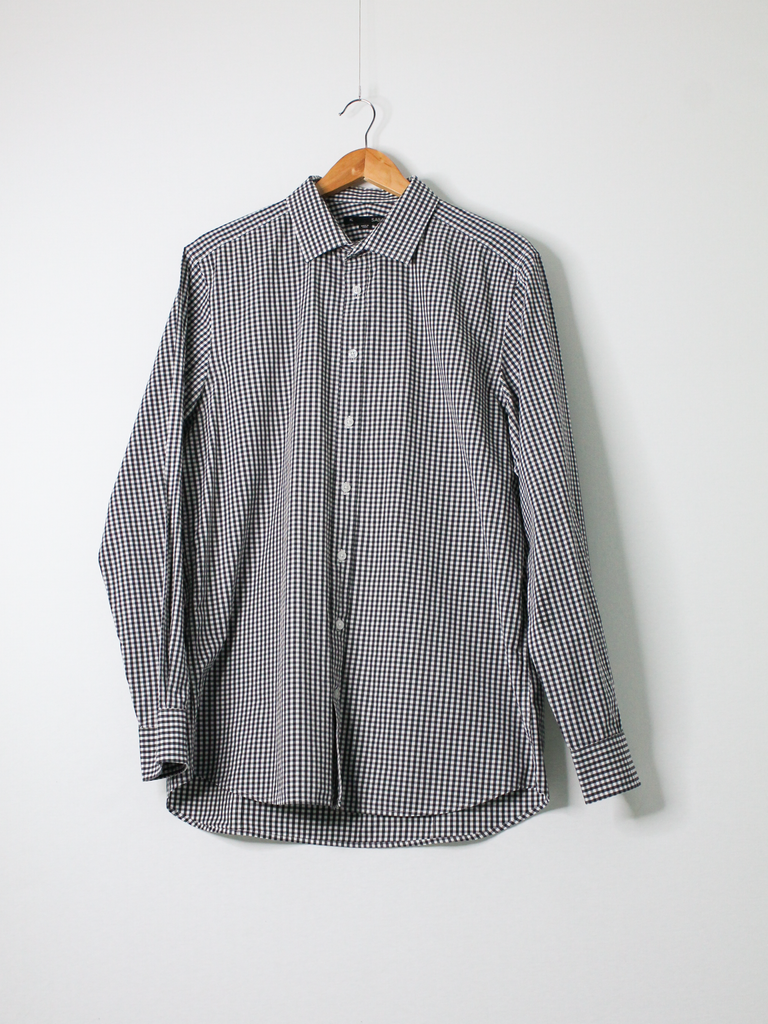 Saba Dress Checks Shirt - Size XL