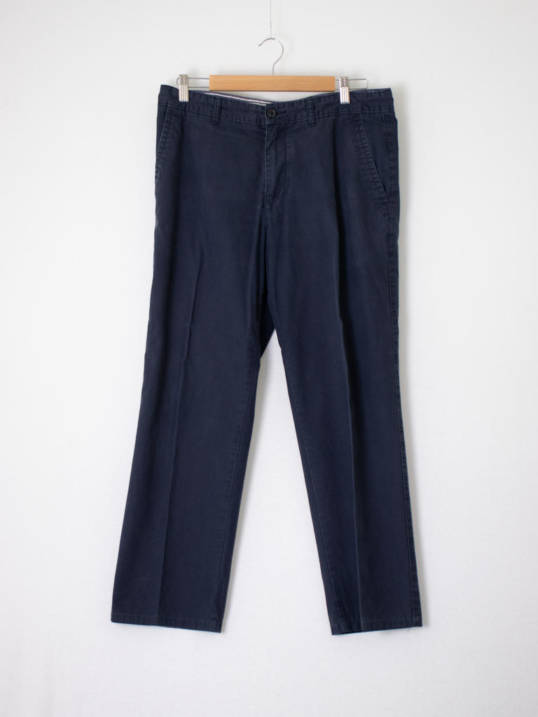 Tommy Hilfiger Mens Blue Pants - Size 34/32