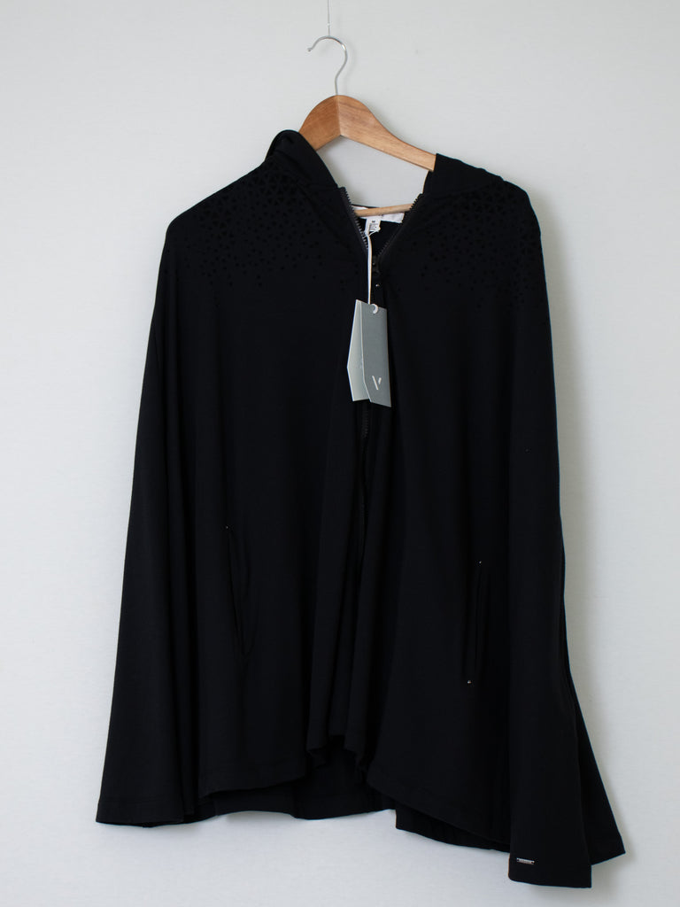 Verge Black Sweater
