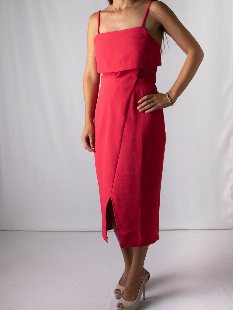 Cooper St Pink Dress - Size 10