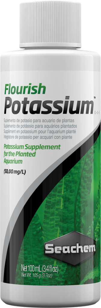 Seachem Flourish Potassium 100ml - Nature Aquariums