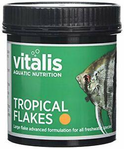 Vitalis Tropical Flakes 15g - Nature Aquariums