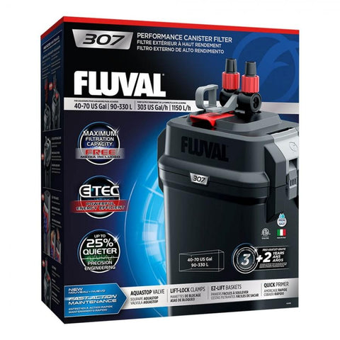 Fluval 307 Canister Filter - Nature Aquariums