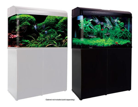 Aqua One 850 AquaStyle 165L Curved Glass Aquarium only - Nature Aquariums