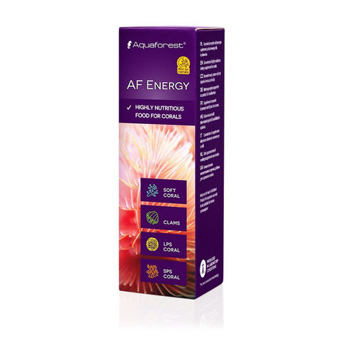 Aquaforest AF Energy 10ml - Nature Aquariums