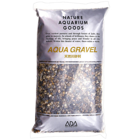 ADA Aqua Gravel S (2kg) - Nature Aquariums