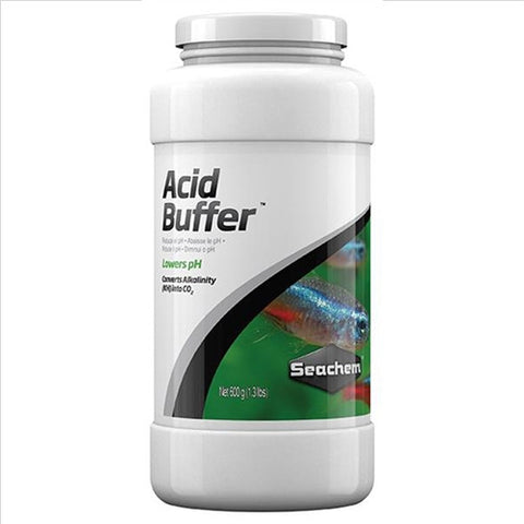Seachem Acid Buffer 600g - Nature Aquariums