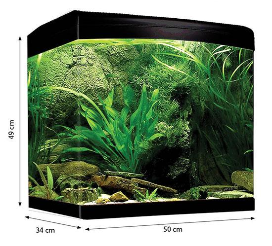 Aqua One AquaStart All in One Aquarium - Nature Aquariums