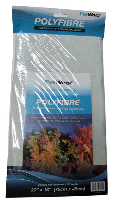 "Polyfibre Pad 30""x18"" - Nature Aquariums"