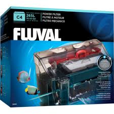 Fluval C4 Hang On Filter - up to 265 litre - Nature Aquariums