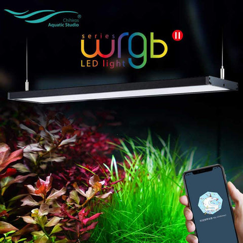 Chihiros WRGB with Bluetooth - Nature Aquariums