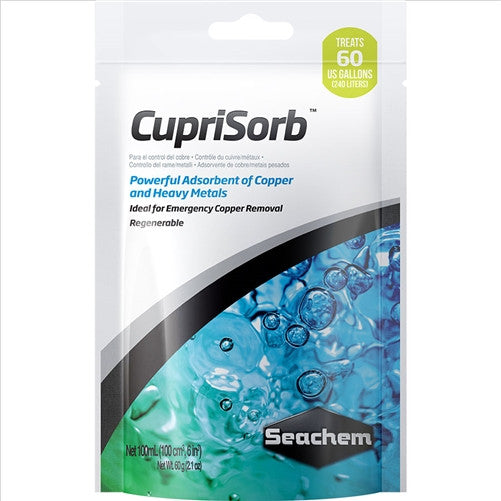 Seachem CupriSorb 100ml - Nature Aquariums