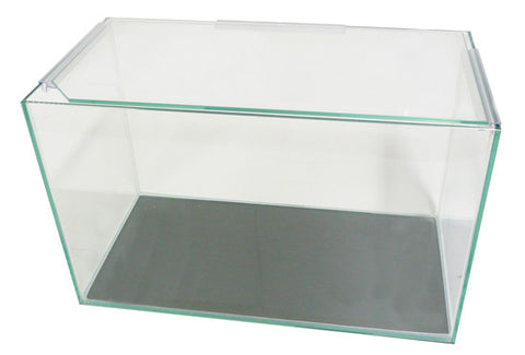 "Pet Worx 24""x12""x15"" Aquarium 5mm 67Lt - Nature Aquariums"