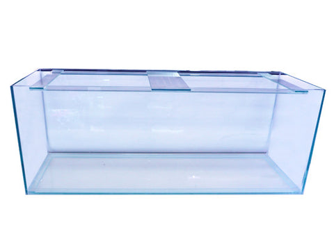 "Pet Worx 36""x14""x18"" Aquarium 6mm 145Lt - Nature Aquariums"