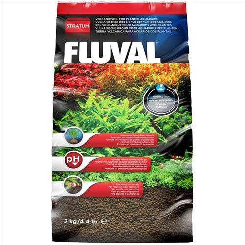 Fluval Stratum 2kg - Nature Aquariums