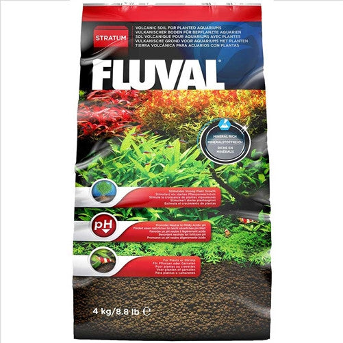 Fluval Stratum 4kg - Nature Aquariums