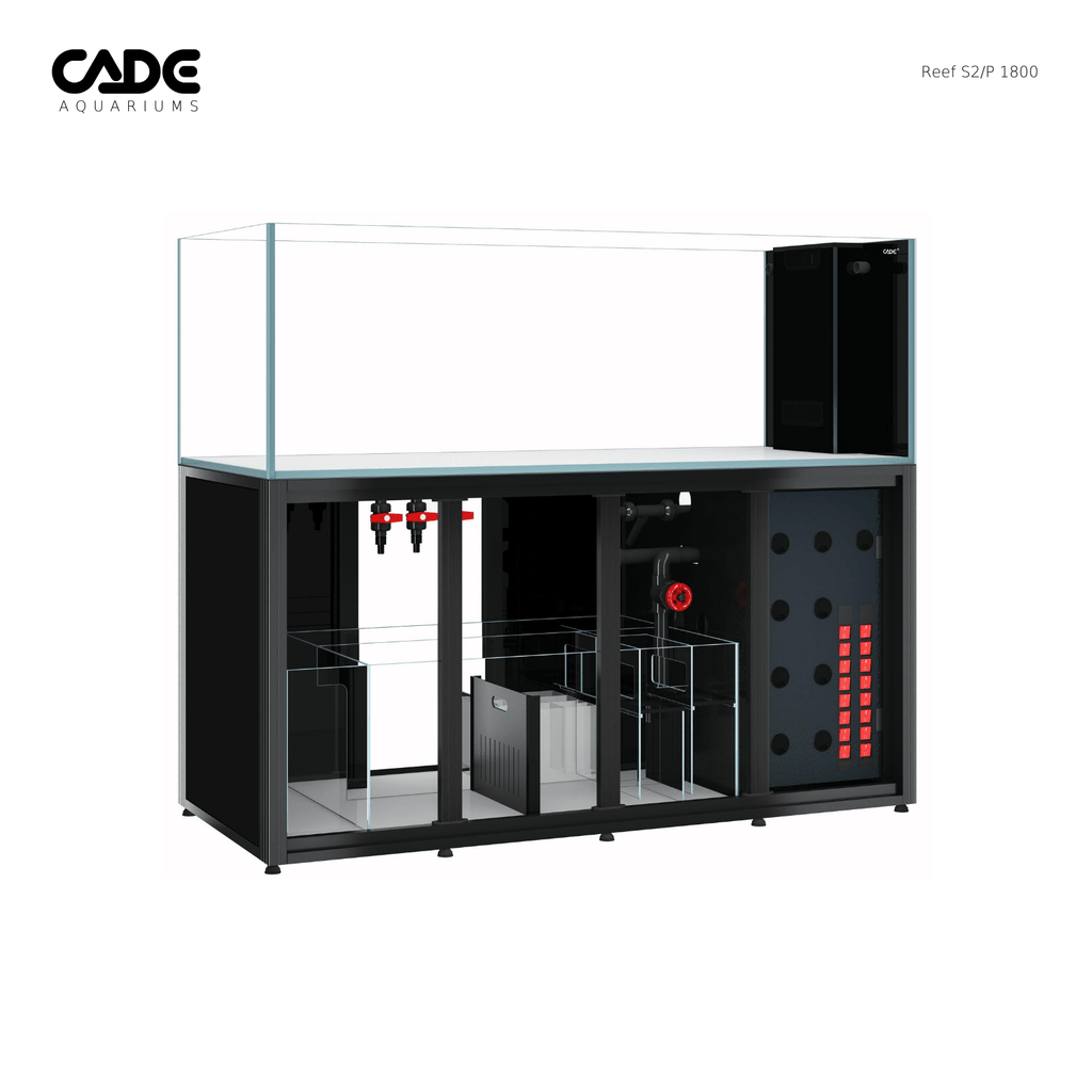 CADE Reef Peninsula - S2/P 1800 - Nature Aquariums