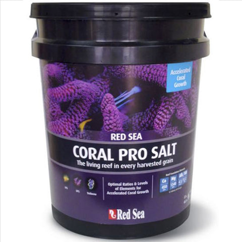 Red Sea Coral Pro Salt 22kg - Nature Aquariums