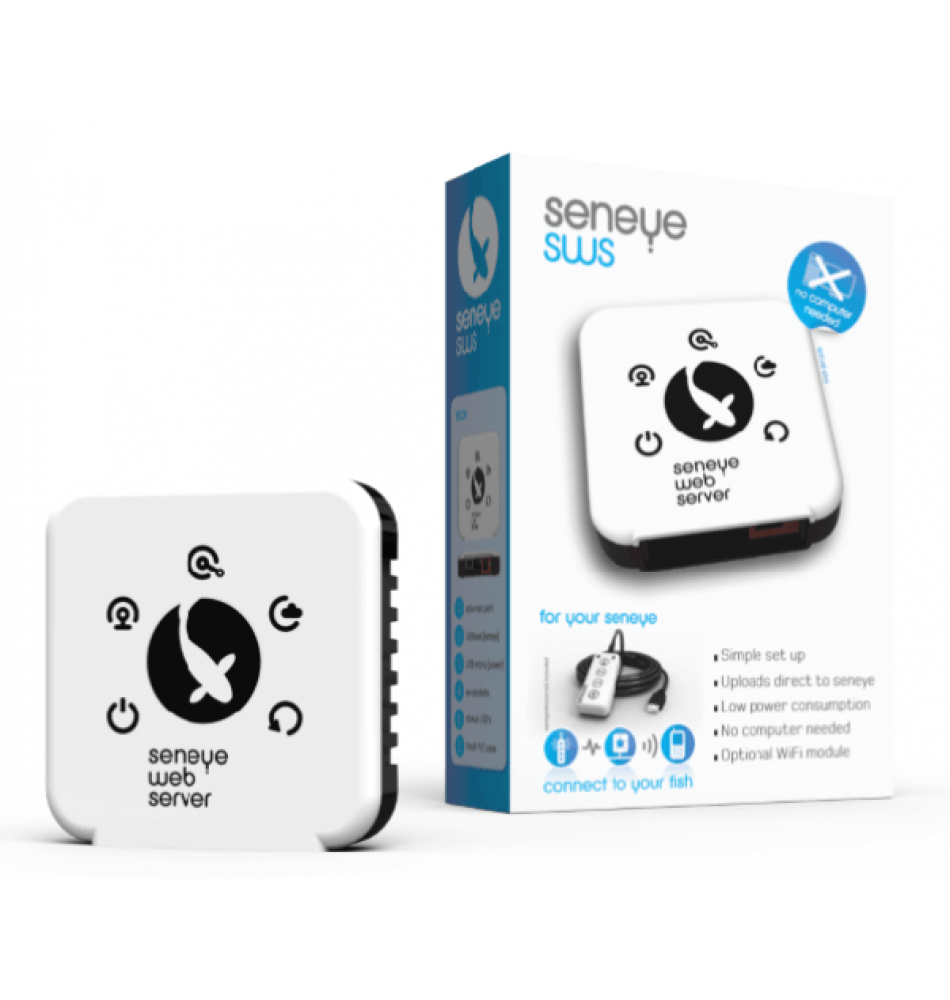 Seneye Web server (SWS) & WiFi AU - Nature Aquariums