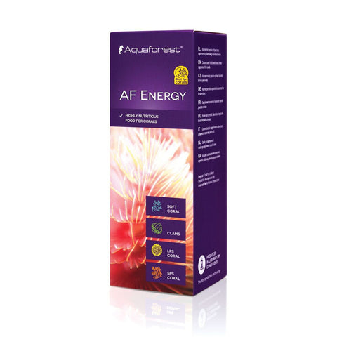 Aquaforest AF Energy 50ml - Nature Aquariums