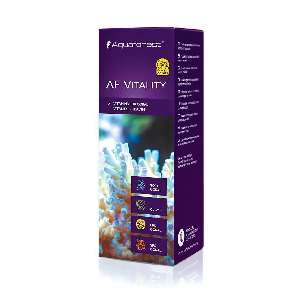 Aquaforest AF Vitality 50ml - Nature Aquariums