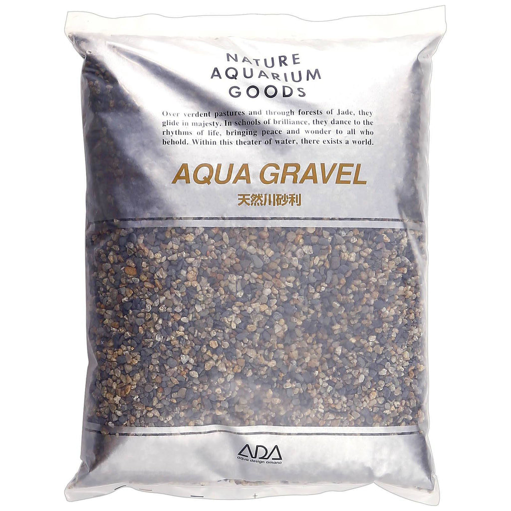 ADA Aqua Gravel S (8kg) - Nature Aquariums