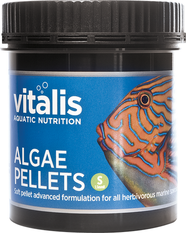 Vitalis Algae Pellets S 300g - Nature Aquariums